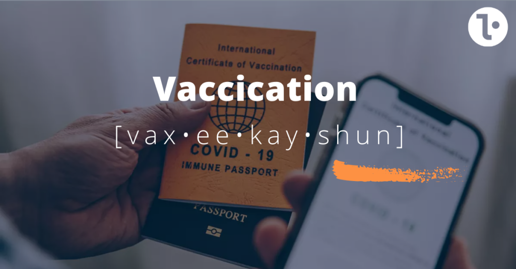 Vaccication image